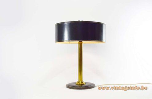 Leather Desk Light