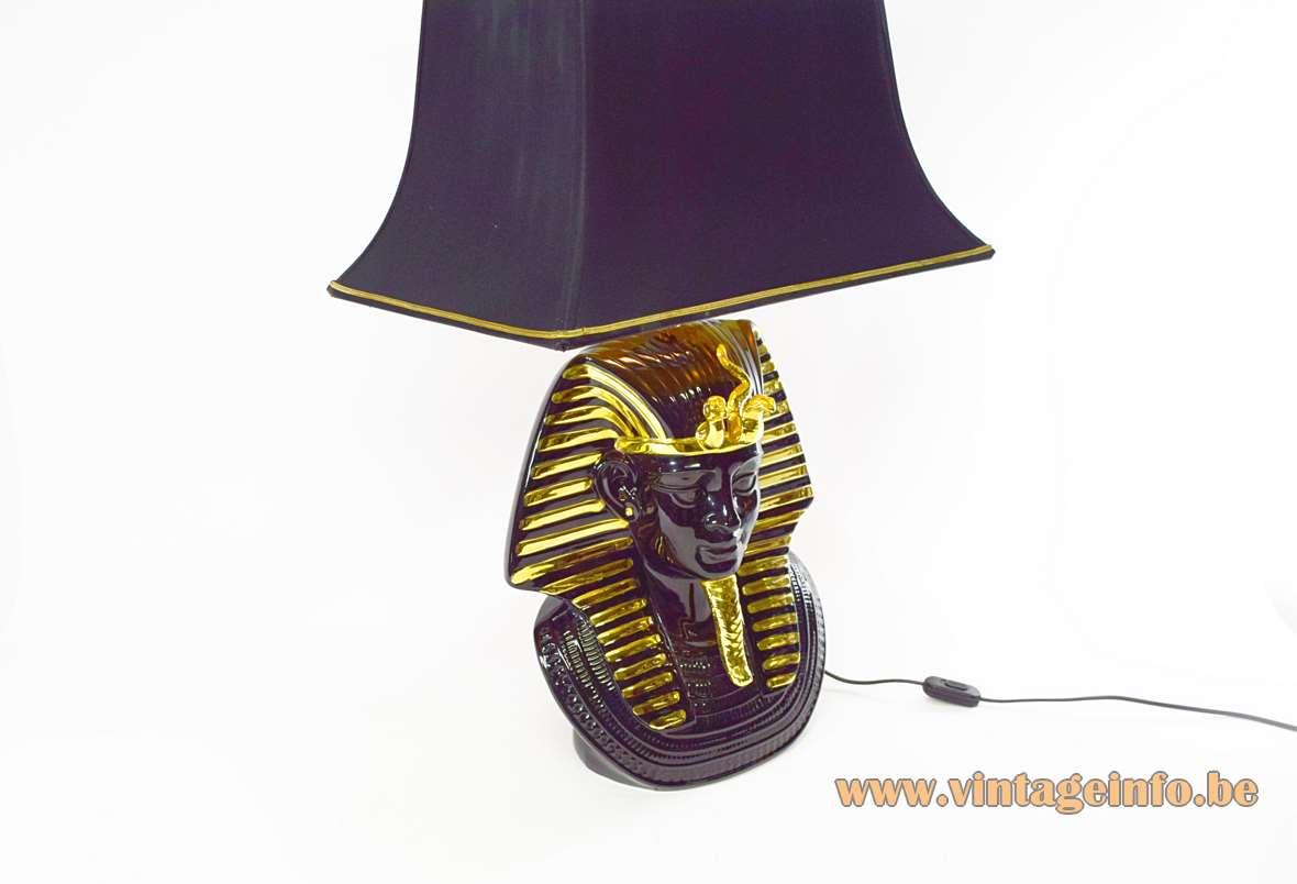 Tutankhamun Table Lamp