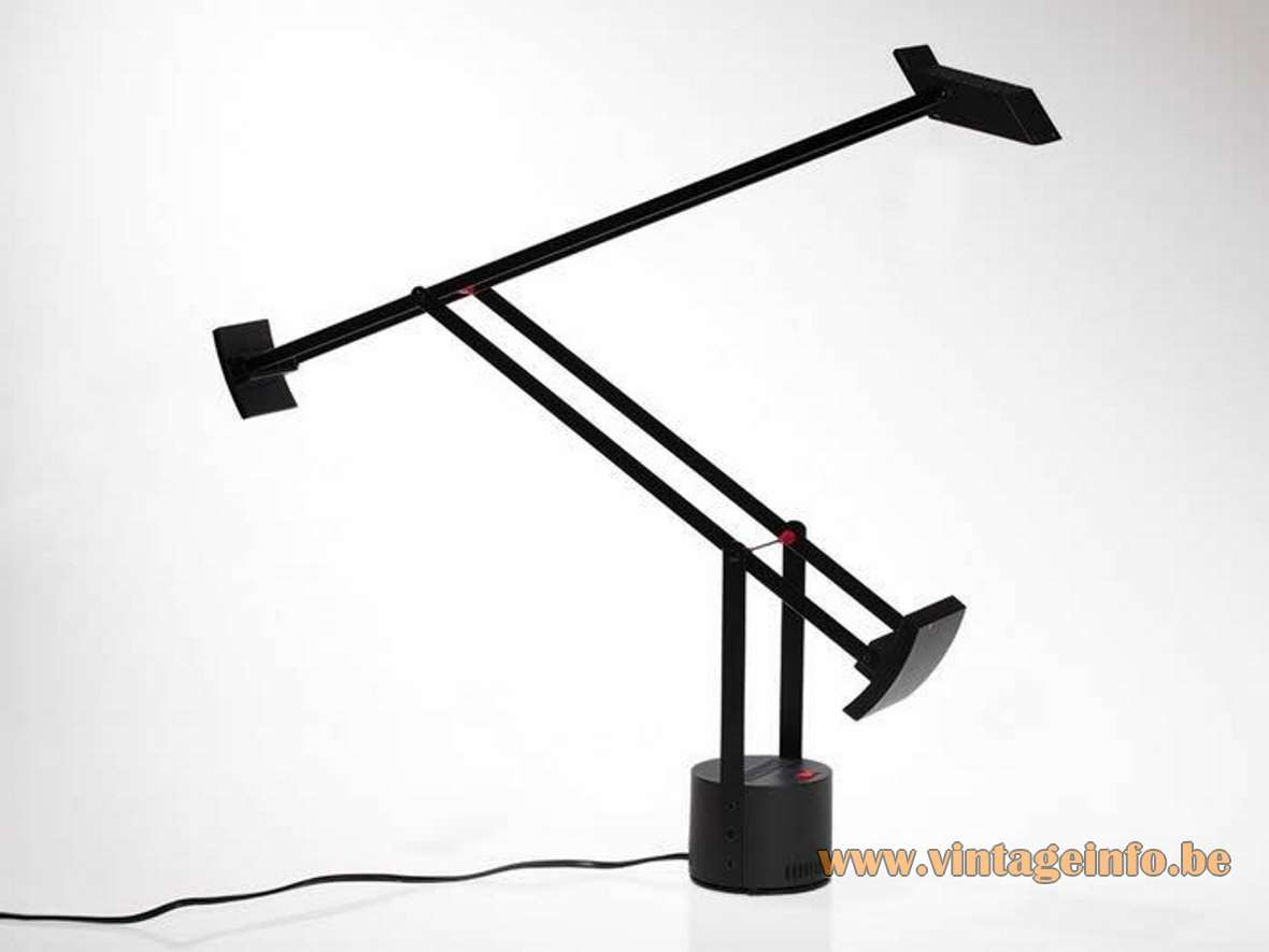 artemide tizio 50 desk lamp vintage info all about. Black Bedroom Furniture Sets. Home Design Ideas