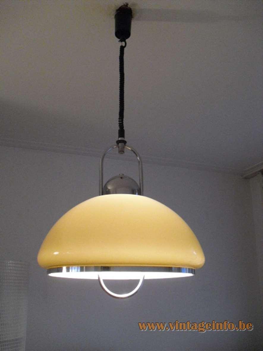 Dijkstra Acrylic Pendant Lamp
