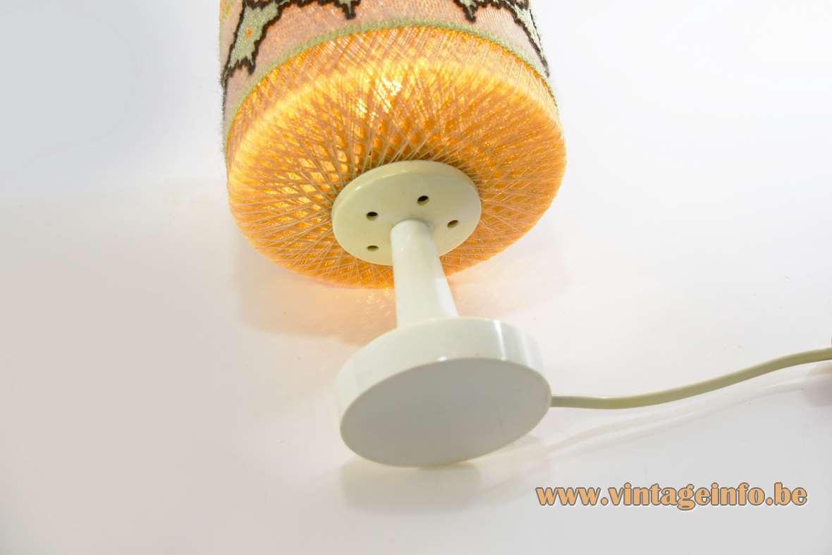 Nylon String Bedside Lamp
