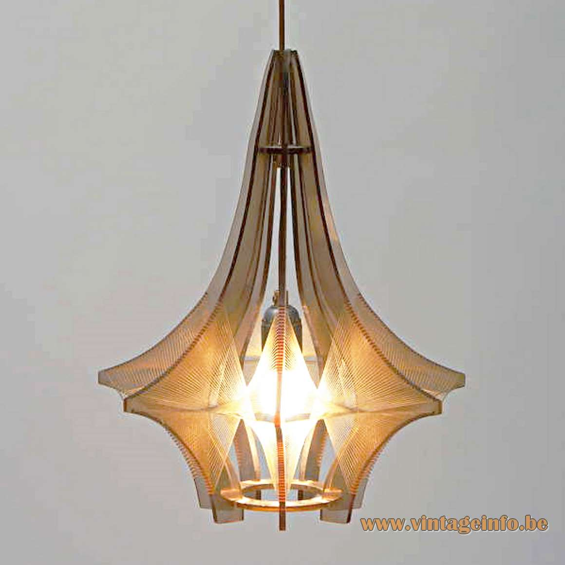 Paul Secon - Sompex Pendant Light