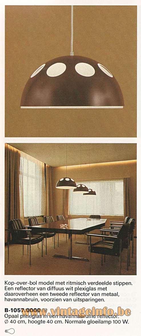 Raak Catalogue 12 - 1982 - B-1057