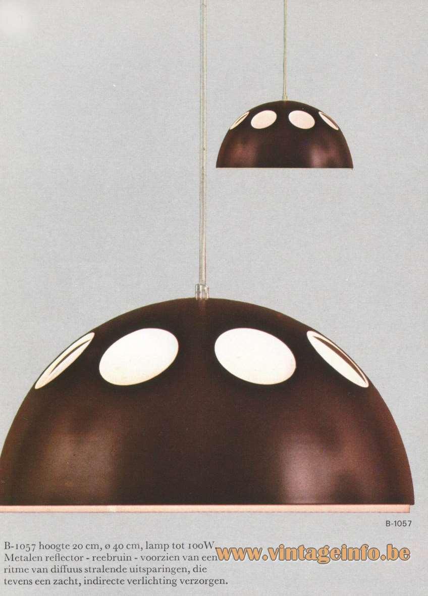 Raak Catalogue 8 - 1968 - B-1057