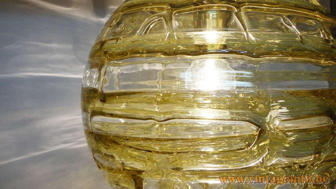Doria Globe Pendant Lamp