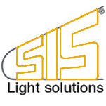 1960s SIS Witch Hat Desk Lamp - SIS Light Solutions Logo