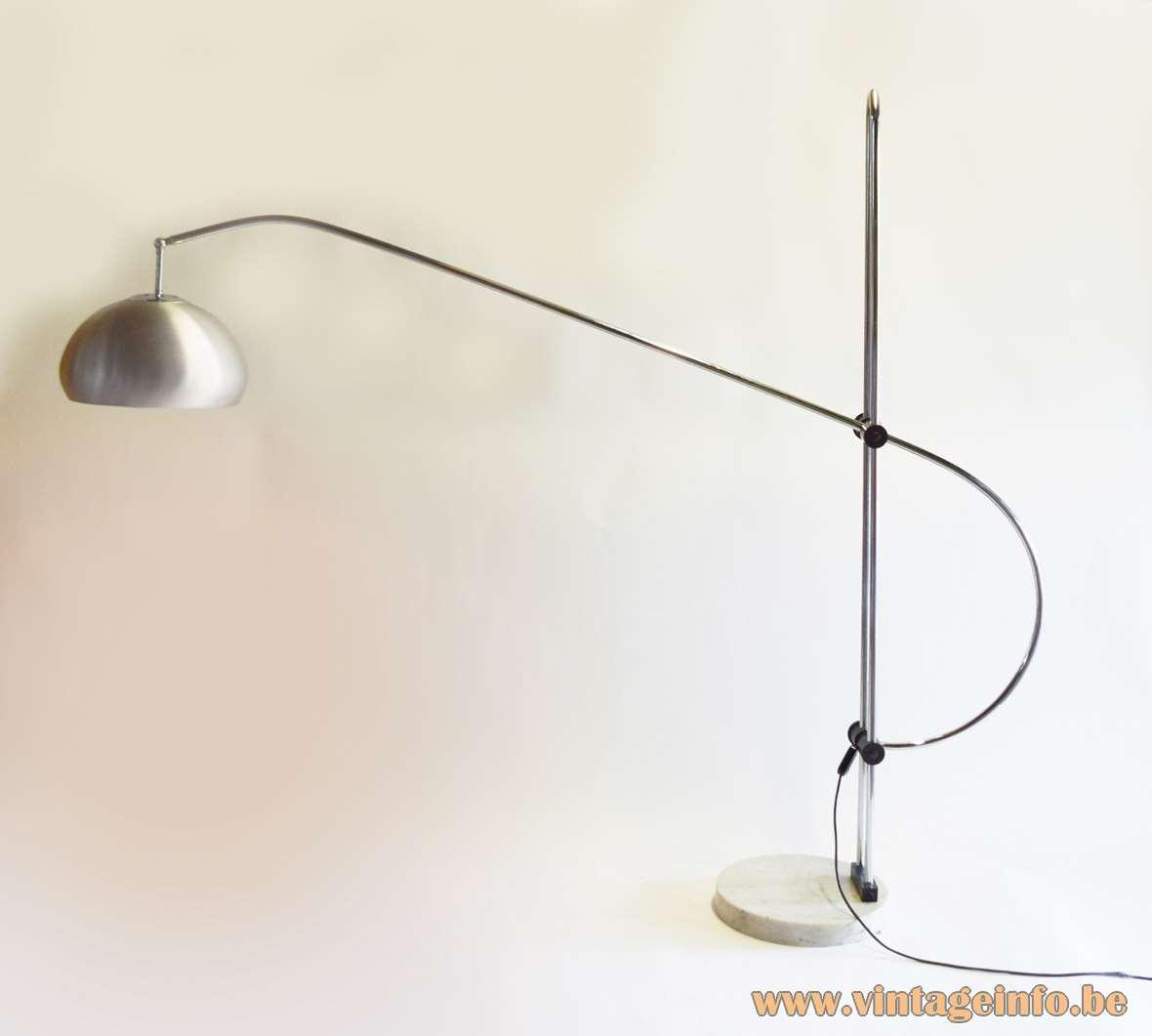 1960s Arc Floor Lamp