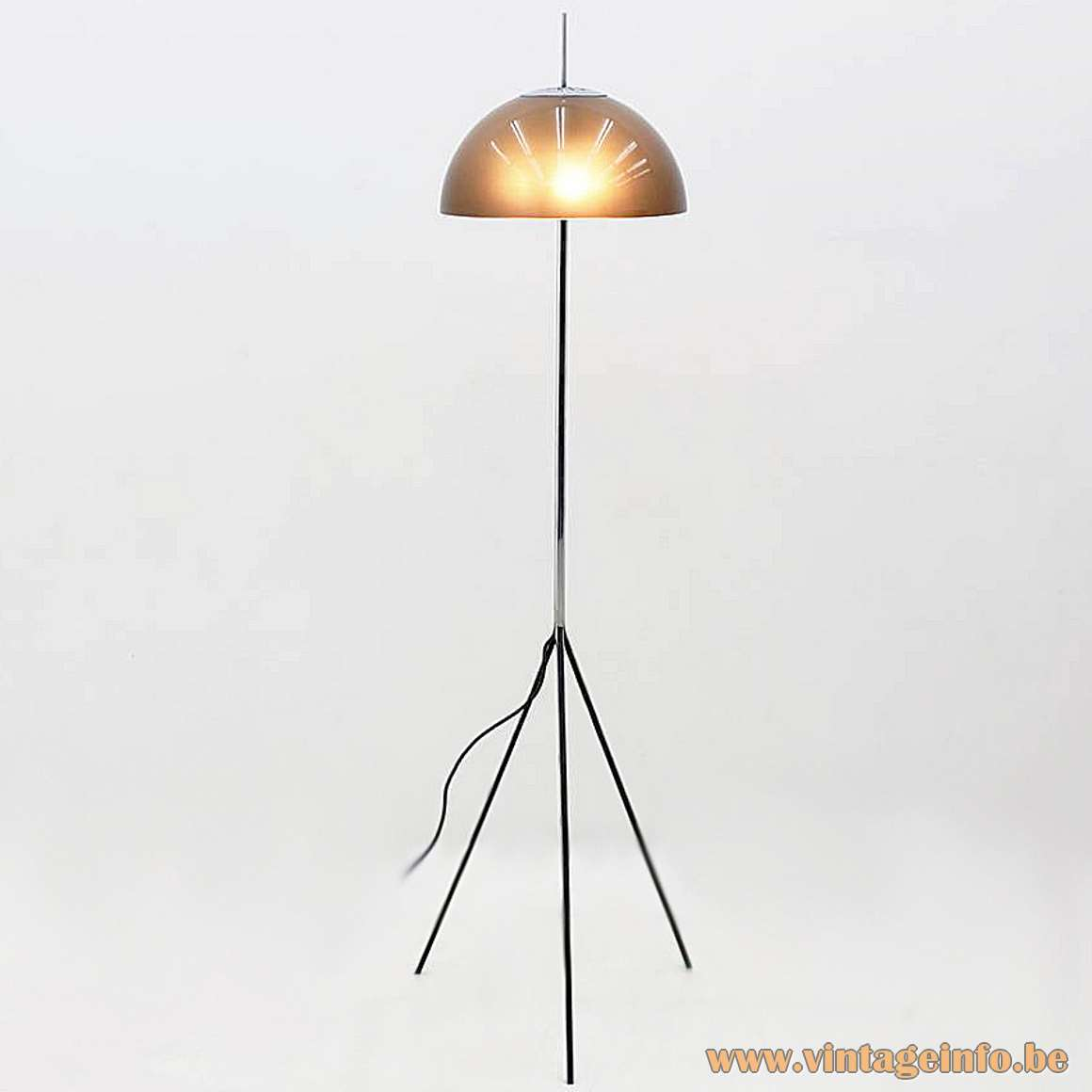 Arteluce Floor Lamp by Gino Sarfatti