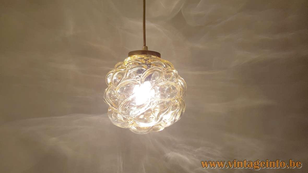 Bubble Glass Pendant Lamp