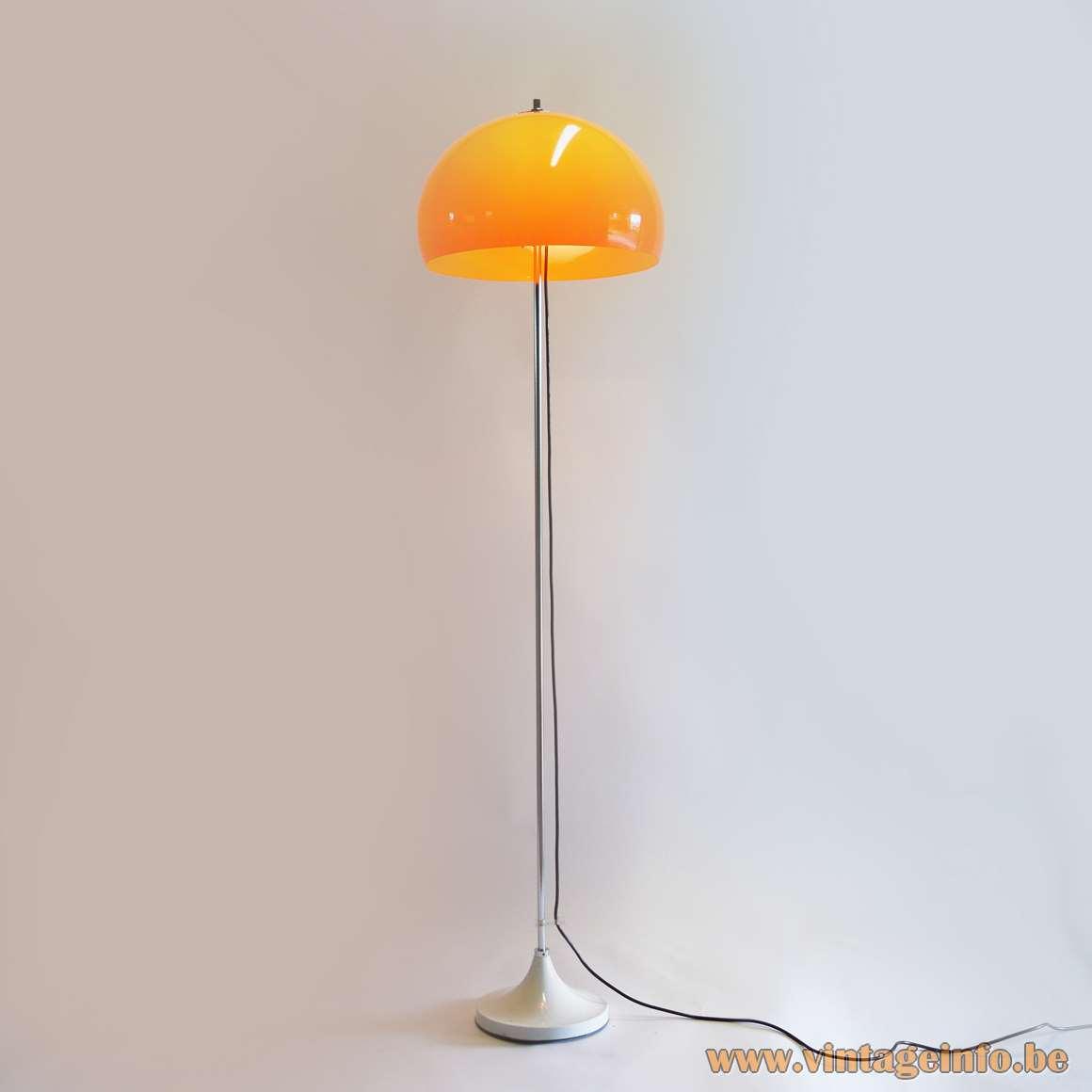 Gepo Mushroom Floor Lamp