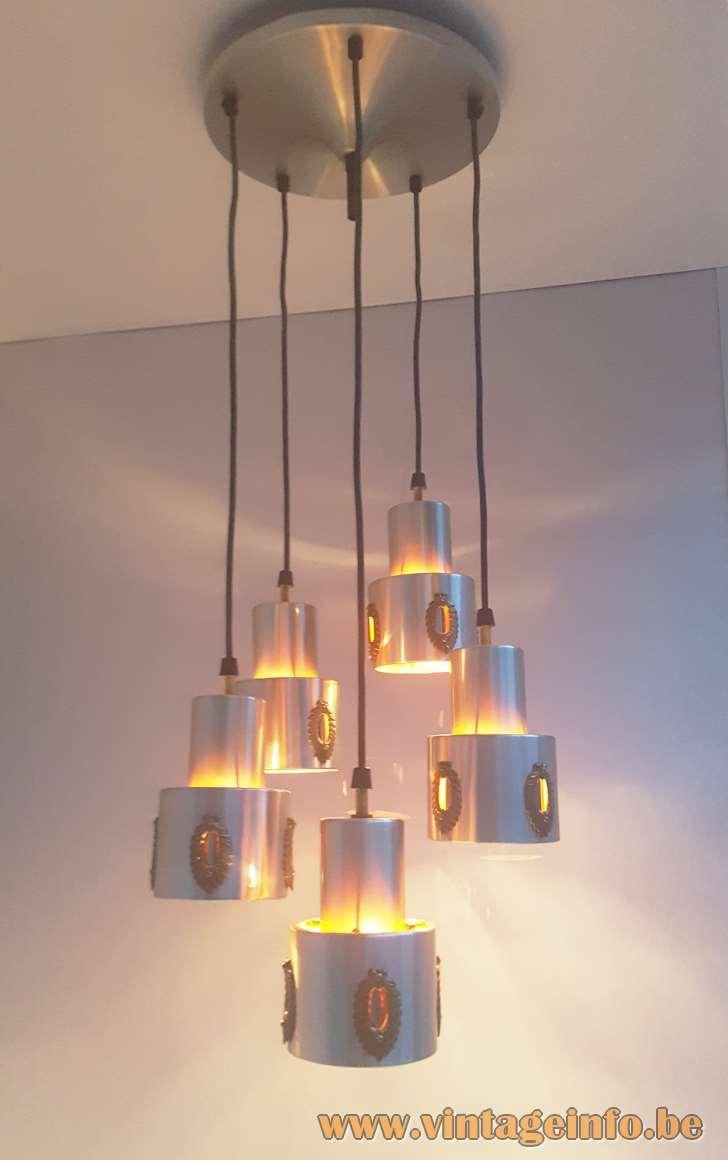 Lakro Cascade Pendant Lamp