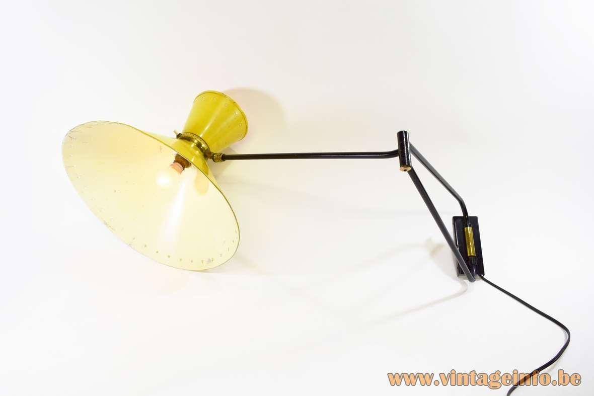 Diabolo Foldable Wall Lamp