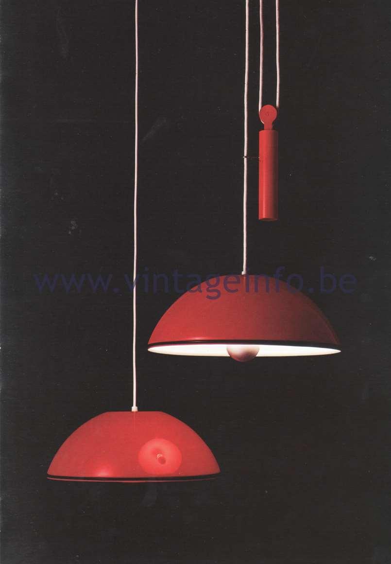 Relemme lamp, design Achille & Pier Giacomo Castiglioni