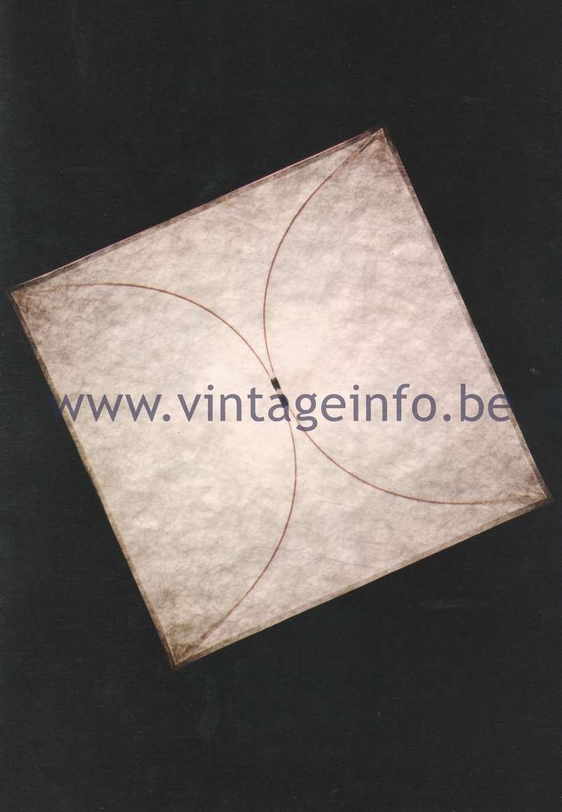 Ariette 1/2/3, design Tobia Scarpa