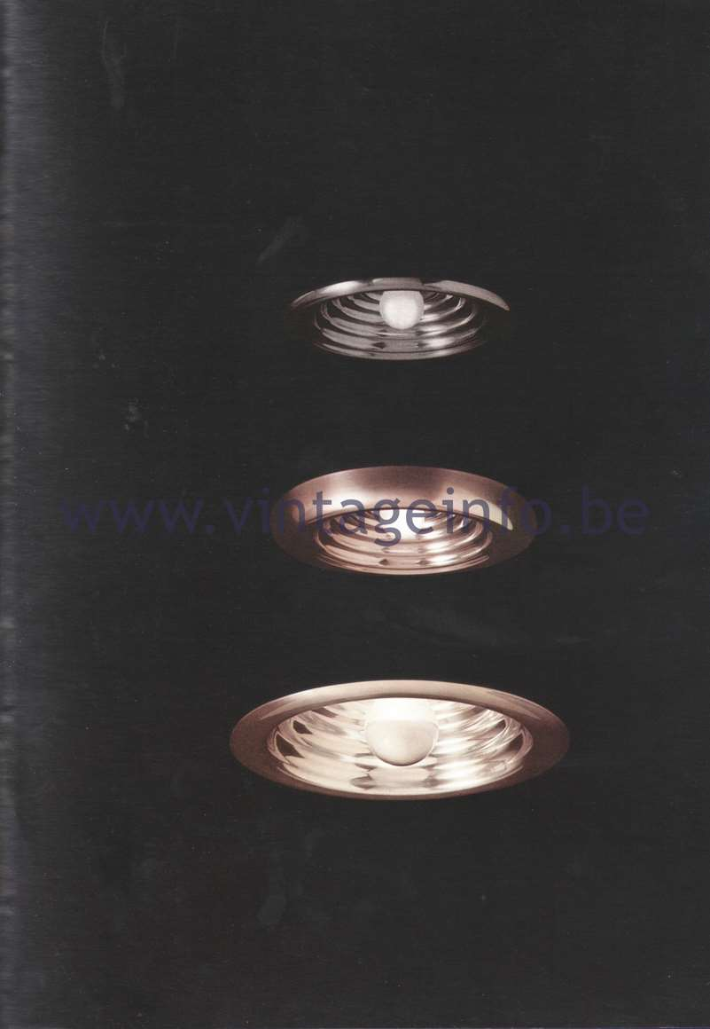 Flos Catalogue 1980 – I/PA 1 I/PA 2 l/BW