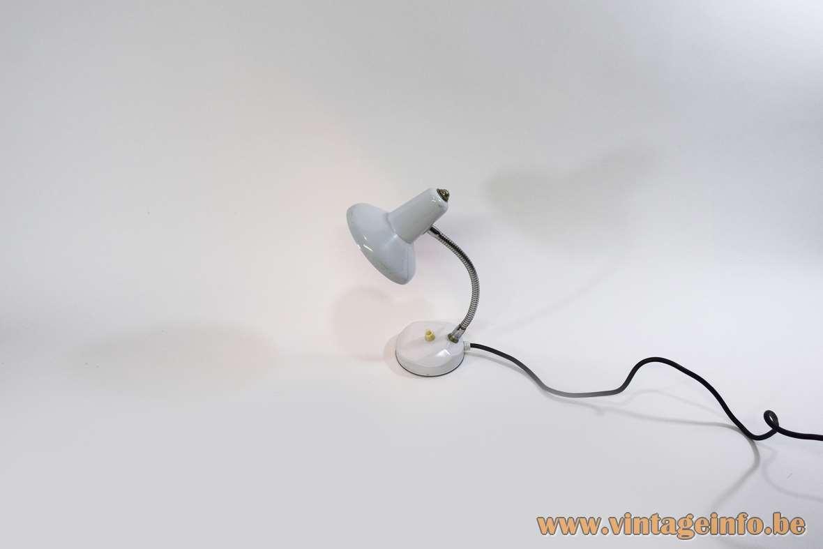 Gooseneck Bedside Lamp