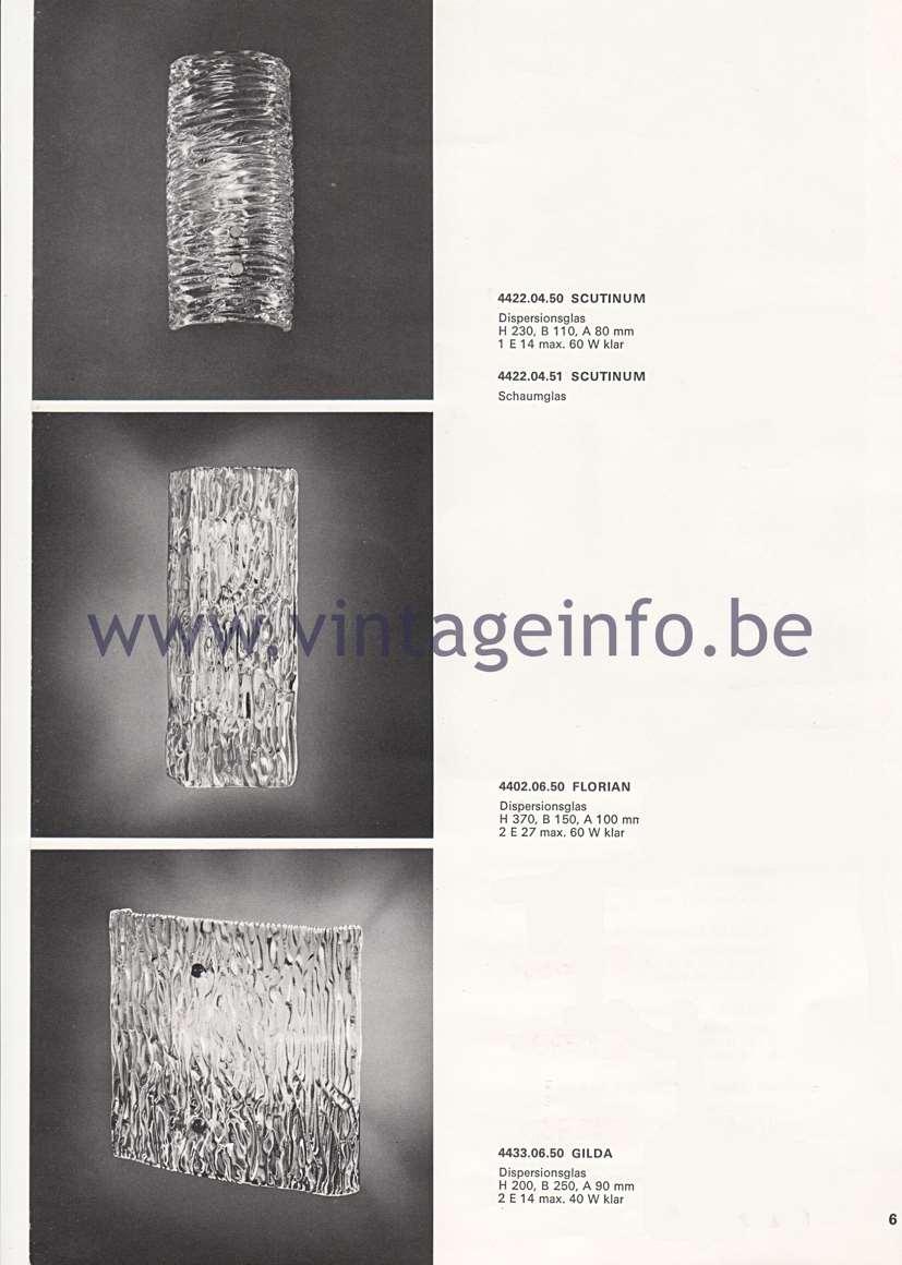 Kalmar Franken KG Catalogue 1974