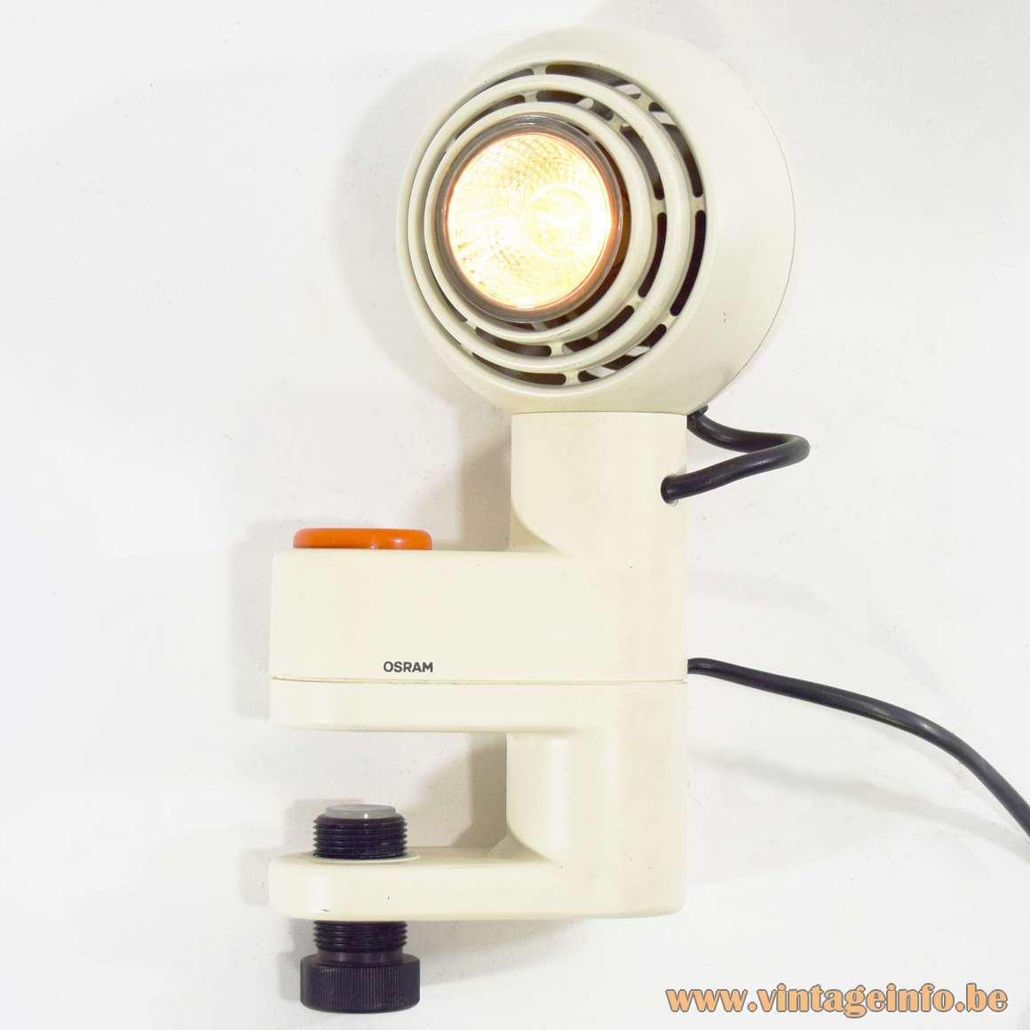 Osram Concentra Agilo Clamp Lamp