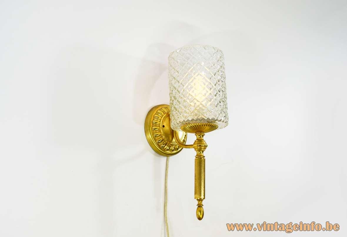 Sciolari Classic Wall Lamp