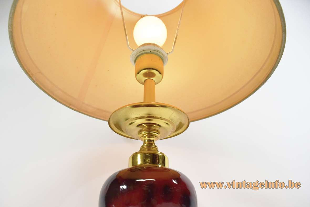 Le Dauphin Table Lamp