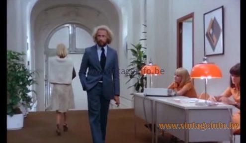 Le Jouet (1976) - Harvey Guzzini Faro Table Lamps
