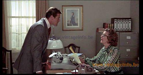 The Man with the Golden Gun (1974) - Harvey Guzzini Faro Table Lamp
