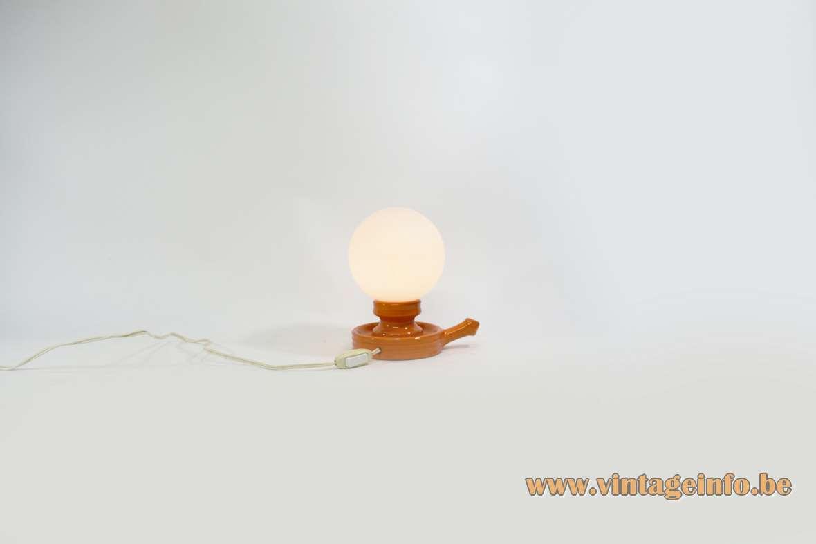 Candlestick Bedside Lamp
