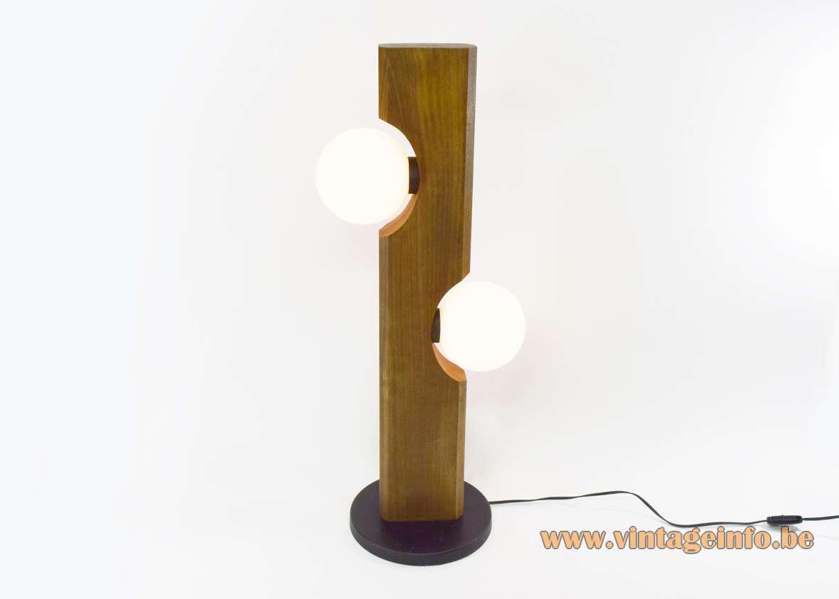 Temde-Leuchten Floor Lamp