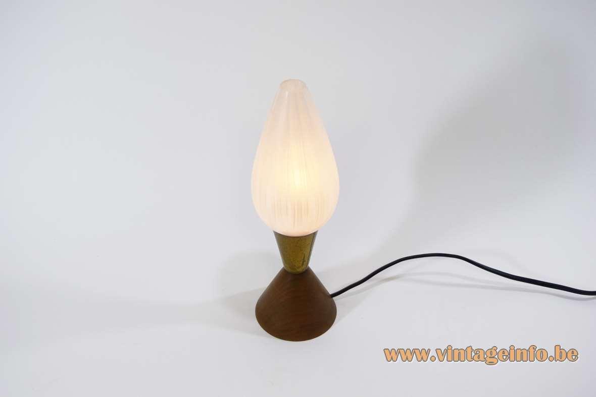 1950s Bedside Lamp