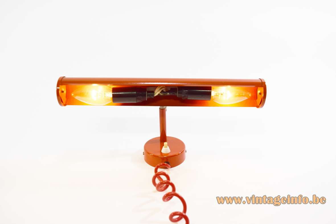 East German Picture Lamp