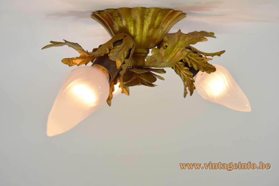 Flower Ceiling Lamp