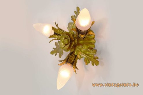 Flower Ceiling Lamp