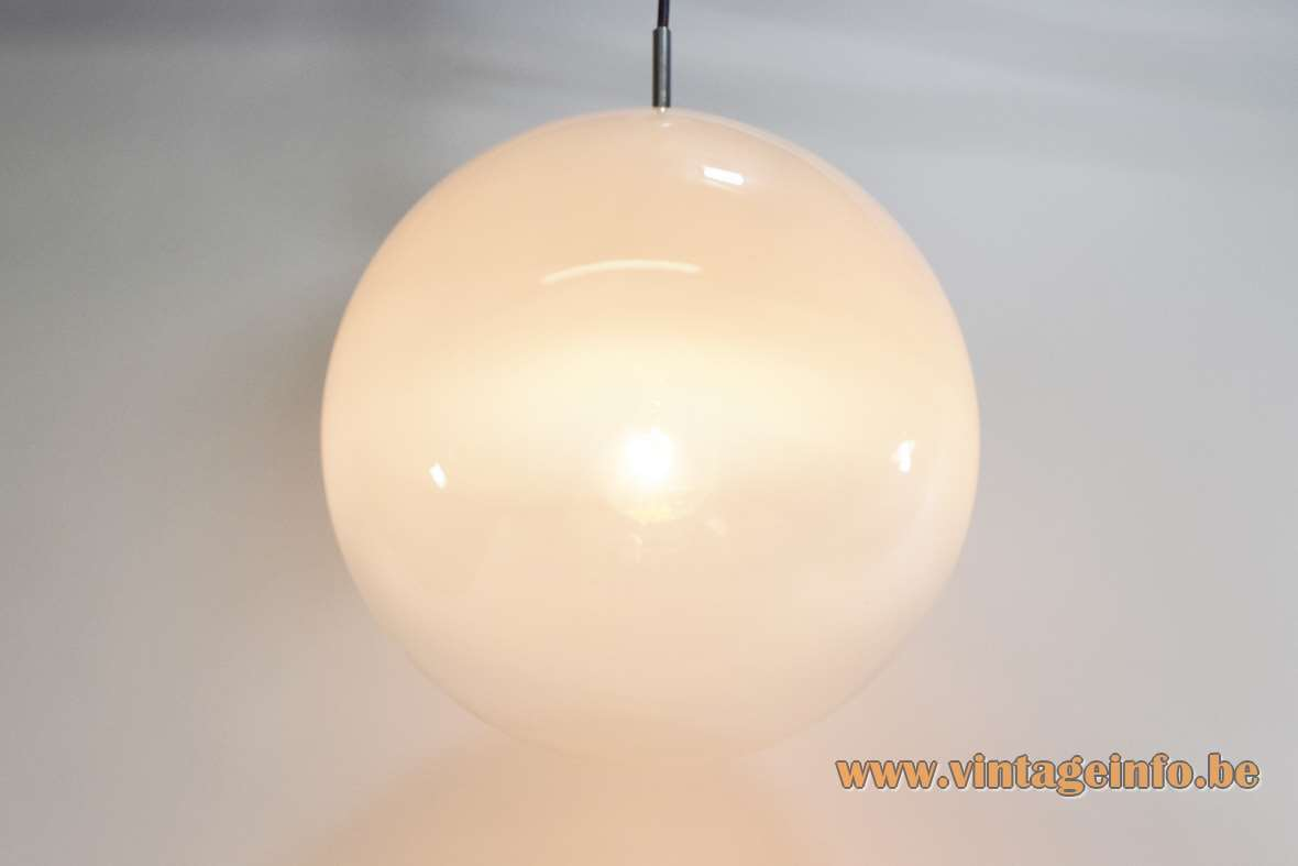 Morning Dew Globe Pendant Lamp