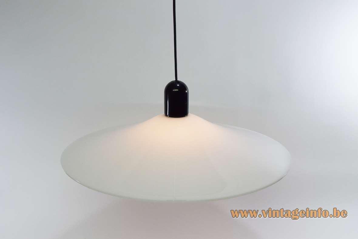 Acrylic Witch Hat Pendant Lamp