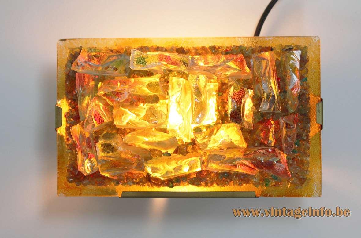Cosack Broken Glass Wall Lamp