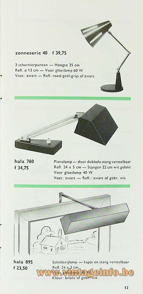 Hala Catalogue March 1967