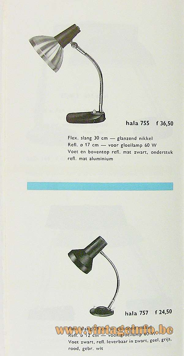 Hala Light Catalogue March 1967