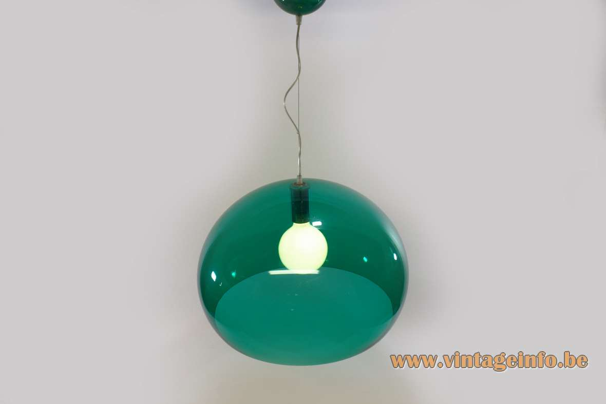 Kartell Fl Y Pendant Lamp Vintage Info All About