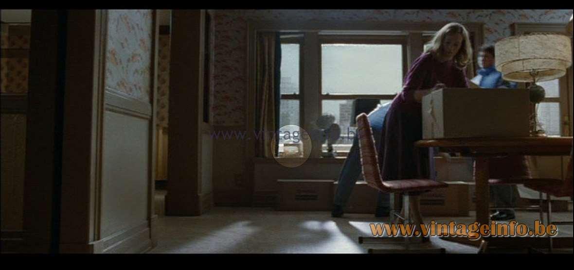 Joe Colombo Kartell KD 27 Table Lamp - Mr. Nobody (2009)