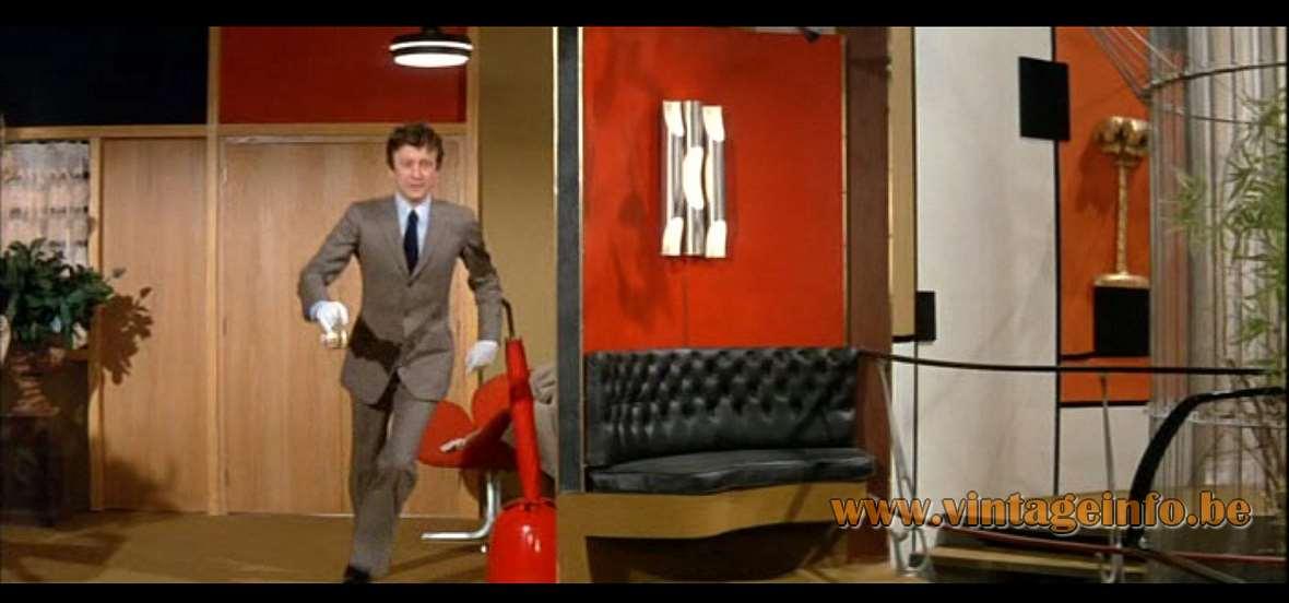 Maison Jansen Wall Lamp - Oscar (1967)