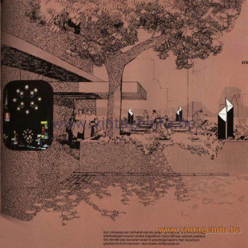 Raak Catalogue 11, 1978 – A design by the artist Ad Smorenburg