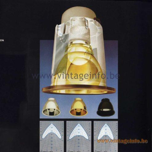 Raak Catalogue 11, 1978 – Raak Inbouw Spot Lights (recessed)