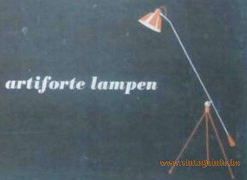 Artiforte Magneto Floor Lamp - Catalogue