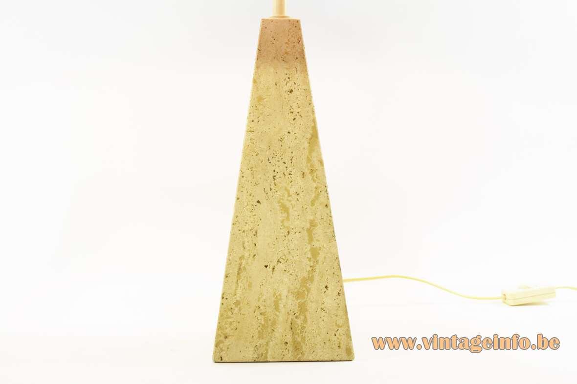 Le Dauphin Trabur Table Lamp