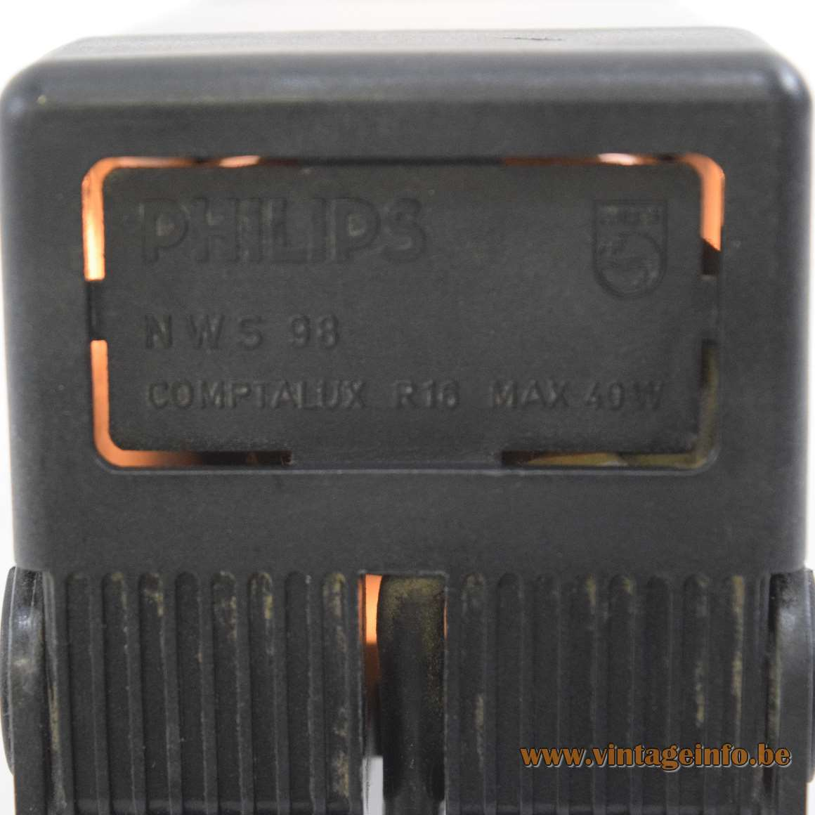 Philips 1970s Wall Spotlight