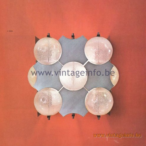 Raak Amsterdam Light Catalogue 8 - Raak Wall Lamp Fiësta