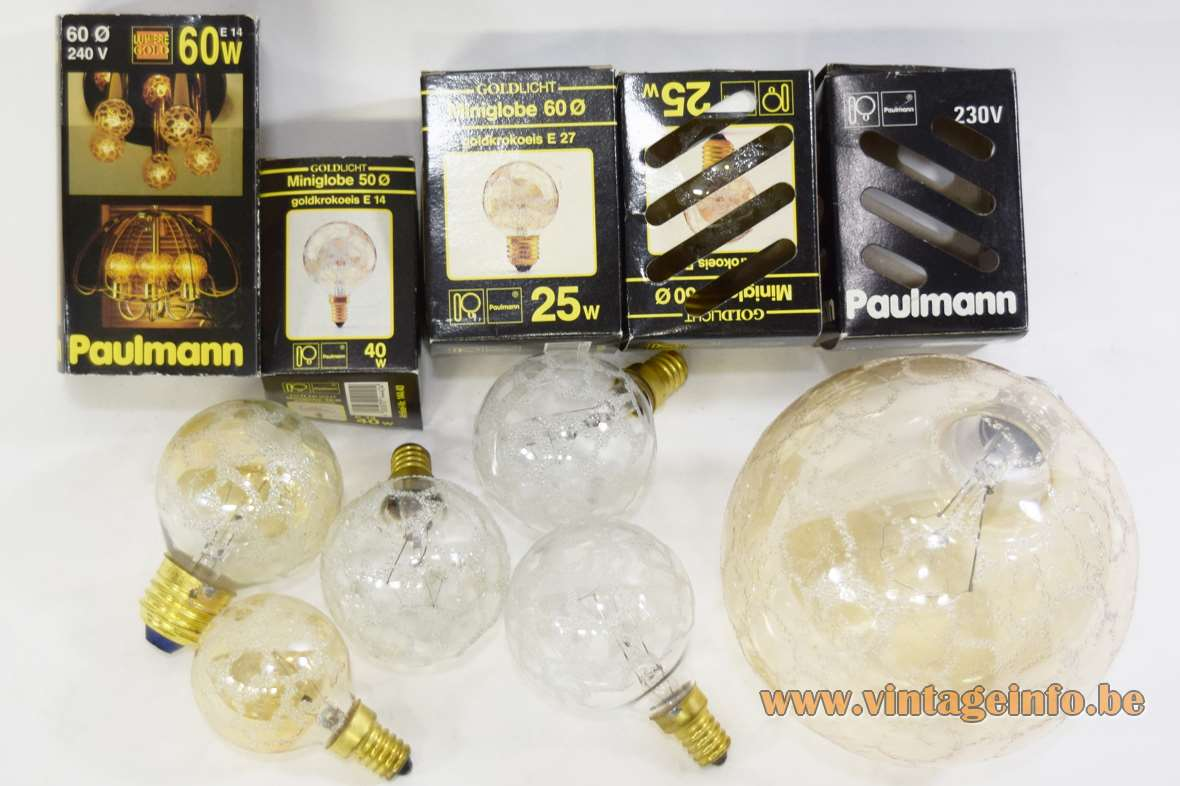 S.A. Boulanger Brass Flush Mount - Paulmann Light Bulbs