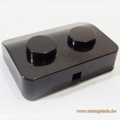 Achille Castiglioni VLM Components switch model D-662
