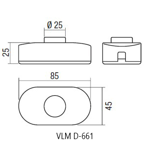 VLM Switch D-661 scheme