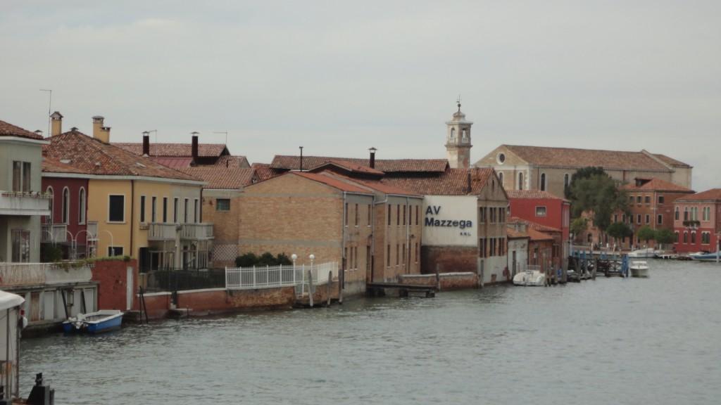 AV Mazzega Old Factory - Calle Alvise Vivarini - Murano - photo October 2014
